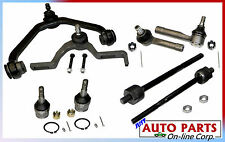 UPPER CONTROL ARMS ball joints EXPLORER 95-01 B2500 MOUNTAINEER RACK END TIE ROD