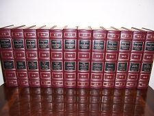 Easton Press WINSTON S CHURCHILL 12 vols Martin Gilbert & Randolph S Churchill