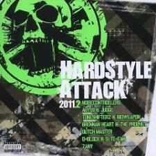 Various - Hardstyle Attack 2011.2 (OVP)