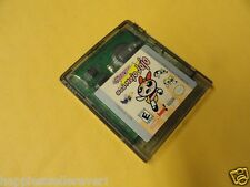 The Powerpuff Girls Bad Mojo Jojo for the Nintendo Game Boy Color System Gameboy
