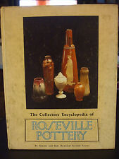 Collector's Encyclopedia of Roseville Pottery - Second Series (Hardcover)