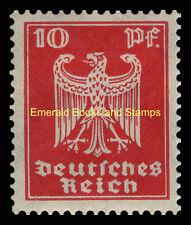 EBS Germany 1924 - 10 Pfennig Eagle - Neuer Reichsadler 357X MH*