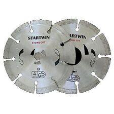 Diamond Lames Pour Startwin Inverso 125 À Double Lame De Scie Circulaire