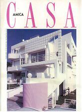 CASA AMICA N. 3 26 MARZO 1988 ARREDAMENTO ARCHITETTURA DESIGN