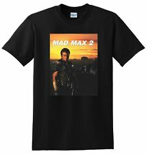 MAD MAX T SHIRT road warrior poster bluray dvd SMALL MEDIUM LARGE OR XL