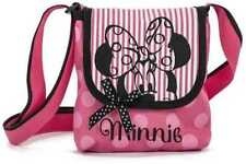 Girls Deluxe Official Disney Minnie Mouse  Shoulder Bags