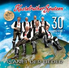 Kastelruther Spatzen - Planet Der Lieder     - CD NEUWARE