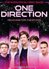 ONE DIRECTION - Harry Niall Zayn Louis Liam: Reaching for the Stars (DVD, 2013)