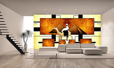 Retro Vintage Style Wall Mural Photo Wallpaper GIANT WALL DECOR PAPER POSTER