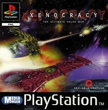 PlayStation®1  PS1 PS2 PS3   Xenocracy  The Ultimate Solar War