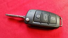 AUDI  A1 A3 A4 Q3 A6 S1 TT Q7  RS6 REMOTE KEY FOB CASE REPLACEMENTS REPAIR FIX