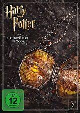 Harry Potter und die Heiligtümer des Todes 7.1 DvD Neu