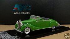 ATC 1/43 Rolls Royce Silver Wraith convertible 1950 (Green)