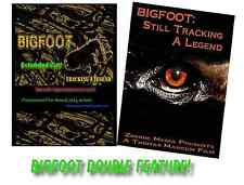 Bigfoot Double Feature 2 Bigfoot Documentaries! Bigfoot Tracking A Legend 1 & 2