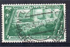MC 1932  Regno Decennale Marcia su Roma 1,25 lire usato