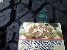4 New P 265/75R16 Duck Commander AT Tires 265 75 16 2657516 R16  Dynasty 75R