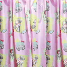 "NEW~TATTY TEDDY ME TO YOU VINTAGE 66"" X 54"" CURTAINS"