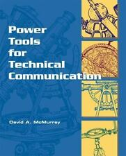 Power Tools for Technical Communication-ExLibrary