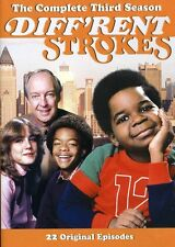 Diff'rent Strokes: The Complete Third Season [2 Discs] (2012, REGION 1 DVD New)