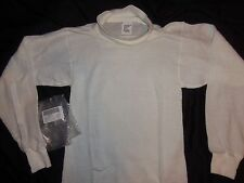 FLYERS CWU SHIRT SMALL NOMEX ANTI-EXPOSURE ARAMID USA MILITARY CW UNDERSHIRT wot