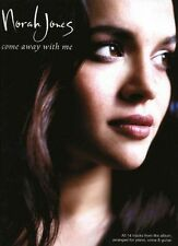 Norah Jones: Come Away With Me (Piano/Voice/Guitar) NEW