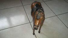 Figurine En Résine Vintage  « Cheval » Très Bon Etat