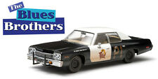 GREENLIGHT 1:43 Hollywood - BLUES BROTHERS - 1974 Dodge Monaco Bluesmobile