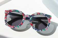 KAREN WALKER Super Duper Strength Sunglasses X Liberty Limited Edition Boxed