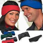 Ear Warmer Winter Head Band Polar Fleece Ski Ear Muff Unisex Stretch Spandex MN