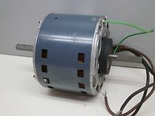 GE 5KCP39GG 7727S Serv-S-Line Dual Shaft 230V Appliance Motor 1/3HP 1075RPM CCW