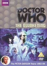 Doctor Who - The Awakening - DISPATCH IN 24 HOURS - Peter Davison- unsealed/new