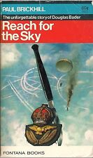Reach For the Sky (about Douglas Bader RAF) by Paul Brickhill