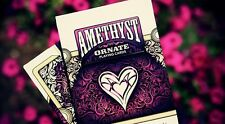 Amethyst ORNATE playing Cards Brand New deck