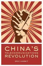 China's Telecommunications Revolution, Harwit, Eric