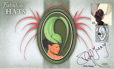 2001 Hats - Benham Small Silk - Signed by PHILIP TREACY