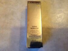 Lancome Teint Miracle Bare Skin Effect Foundatin (shade #10)