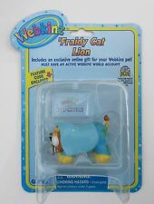 Fraidy cat lion HIding under blanket ANIMAL FIGURINE Webkinz new with code