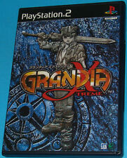 Grandia XTreme - Sony Playstation 2 PS2 Japan - JAP
