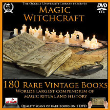 Witchcraft, Witch, Witches, Occult, Magic, Spell, Demonology, Demons - eBooks '