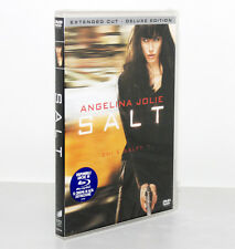 SALT [ANGELINA JOLIE] [DVD 2010 DELUXE EDITION] FUORI CATALOGO 8013123037244