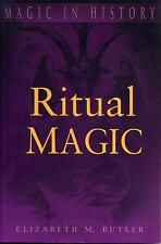 Magic in History: Ritual Magic by Elizabeth M. Butler (1998, Paperback)