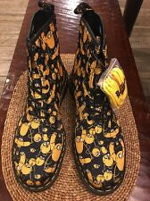"*New* Dr. Martens ""Castel: Adventure Time"" Lace-Up Boots, 12 US, 11 UK $140"