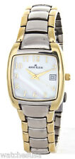 Anne Klein Women's Mother of Pearl Dial Two Tone Watch 10/7197