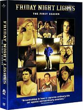 Friday Night Lights - The First Season (DVD, 2007, 5-Disc Set, Canadian)