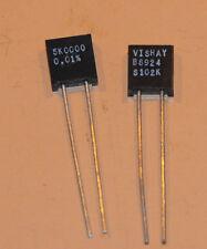Vishay Foil Resistors S102K 5k .01% 2pcs