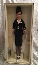 BOATER ENSEMBLE  SILKSTONE BARBIE DOLL 2012  BFC MATTEL X8265. MINT NRFB