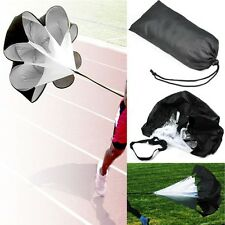 PRO 56'' Running Chute Speed Training Resistance Parachute DRILL SPRINT FITNESS