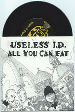 "Useless ID/All You Can Eat ""split""7"" NM OOP Orig Lagwagon NoFx No Use For A Name"