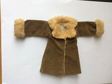 SINDY 1977 OUT OF TOWN 44306 SHEEPSKIN COAT  vintage dolls clothes P&P discounts