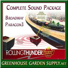 BROADWAY LIMITED  ROLLING THUNDER 1595  SOUND System w/Receiver & Subwoofer